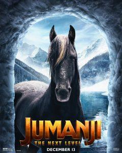Nuevo personaje Jumanji 2