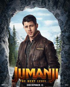Personaje Jumanji 2