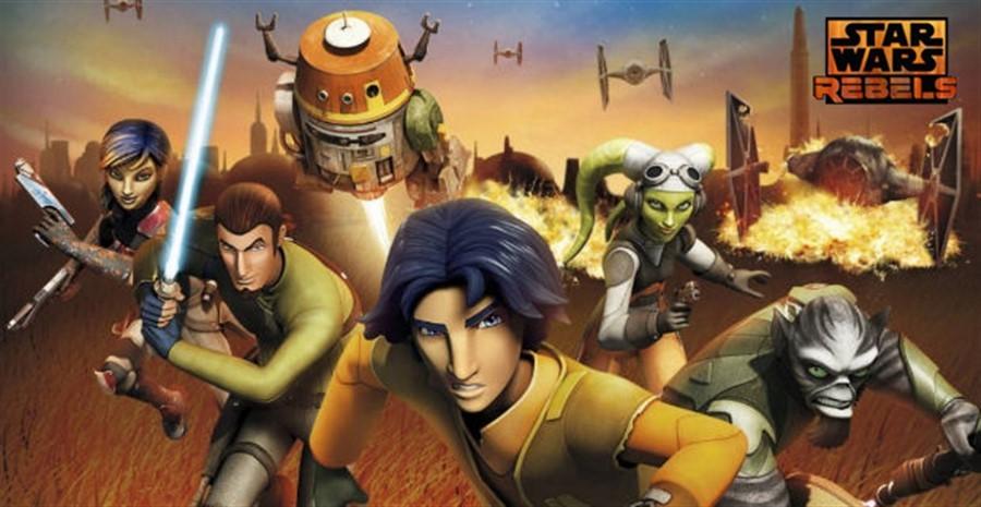 """los mejores arcos de episodios de """"Star Wars Rebels"""""""