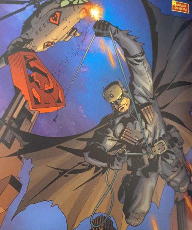Batman Superman Hijo Rojo