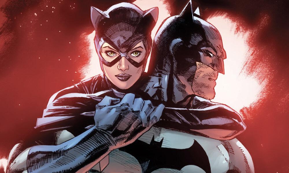 Catwoman y Batman van a ser padres