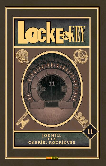 Portada de Locke & Key 2