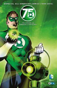 All American Comics (1940-2015: 75 años de Green Lantern
