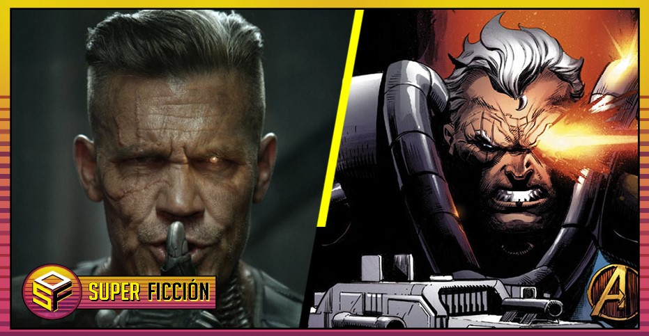 Josh Brolin y Cable