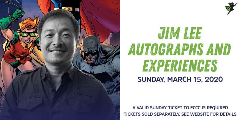 Jim Lee CEO de DC