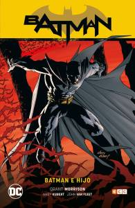 Portada Batman e Hijo
