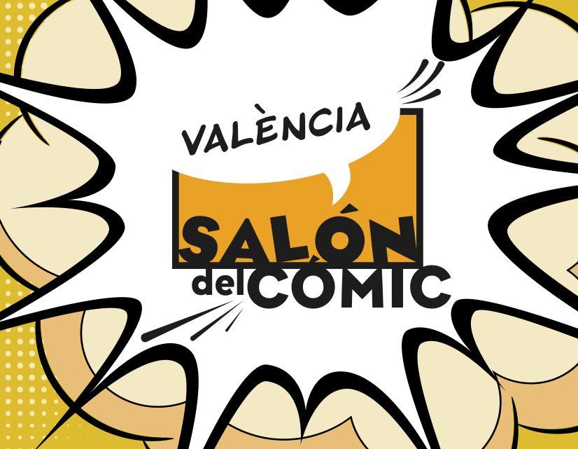 Salón del Comic de Valencia logo