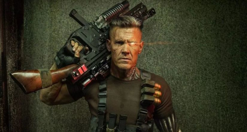 Josh Brolin como Cable