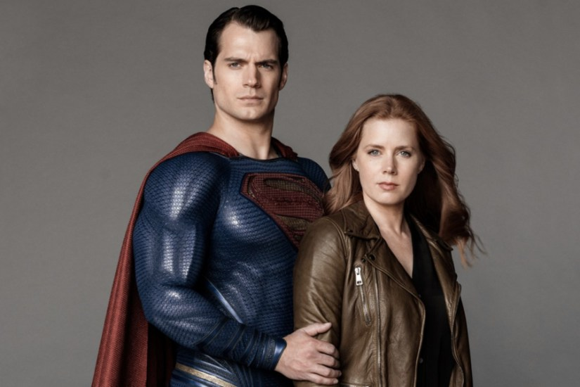 Superman y Lois Zack Snyder's Justice League