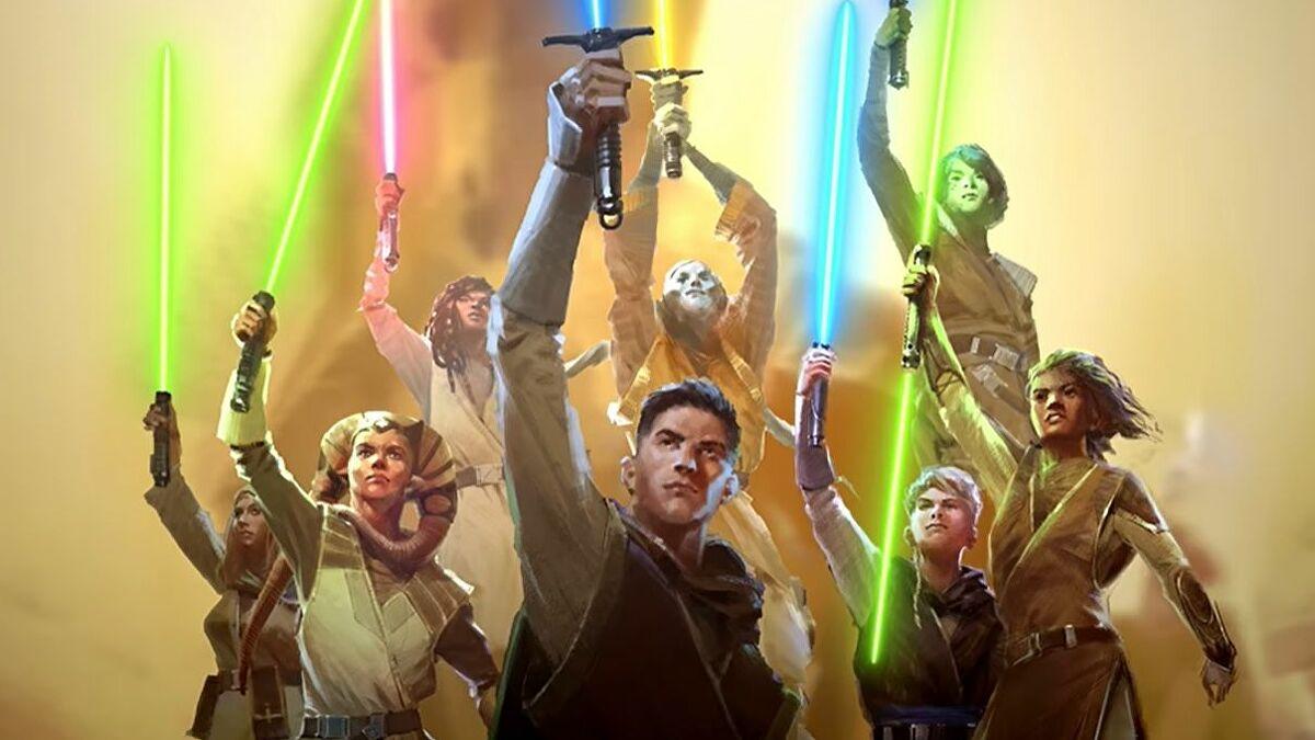 Conoce a los Jedi de la alta república