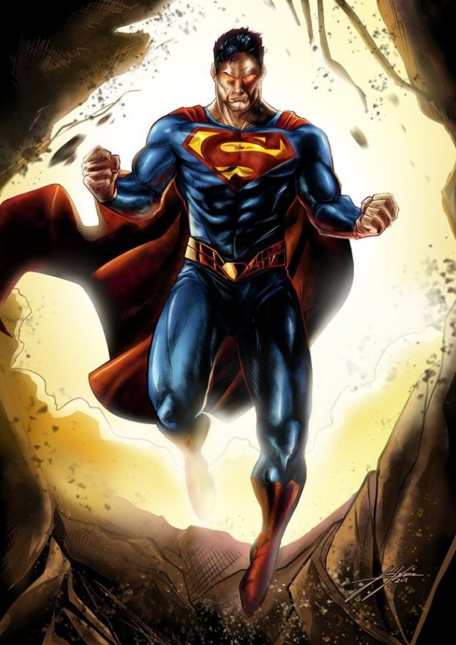 Superman de Juanjo López