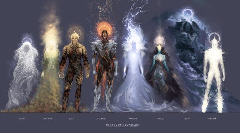 Los Valar
