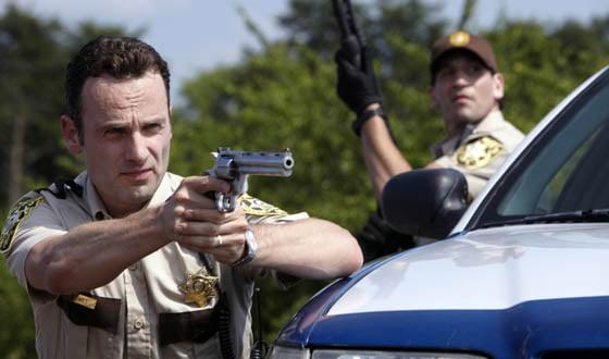 The Walking Dead susto