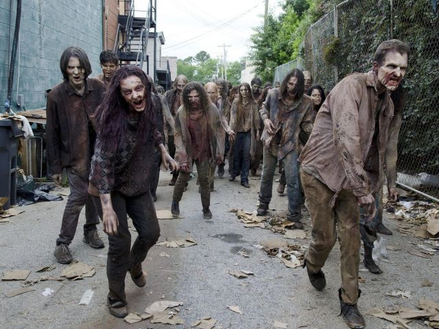 curiosidades sobre the walking dead