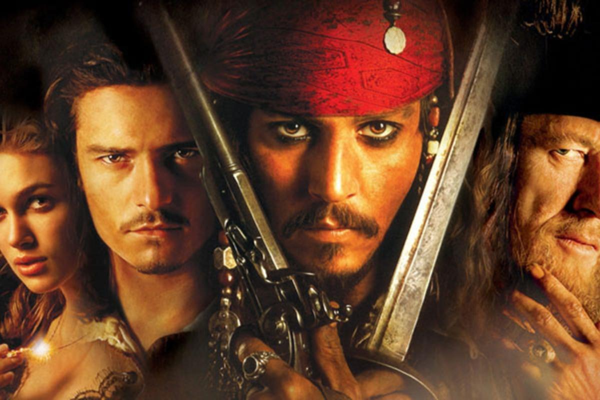 Piratas del Caribe