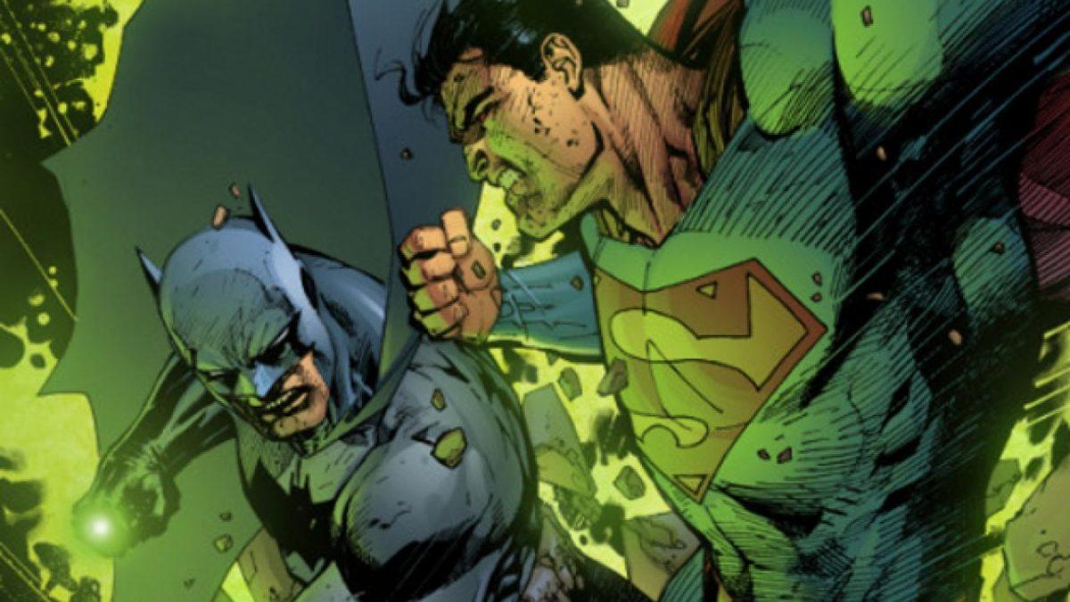 Batman vs Superman Warner