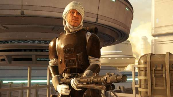Dengar Star Wars: Battlefront