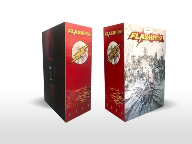 Flashpoint XP Coleccion