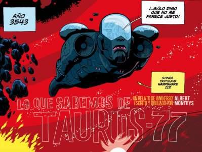Qué sabemos de Taurus-77