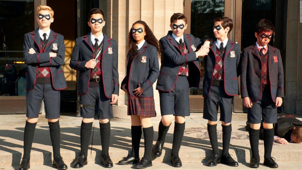 Umbrella Academy tercera temporada