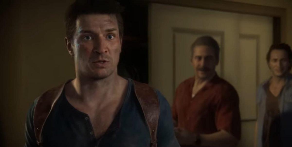 Nathan Fillion tiene su propia película de Uncharted gracias al Deep Fake