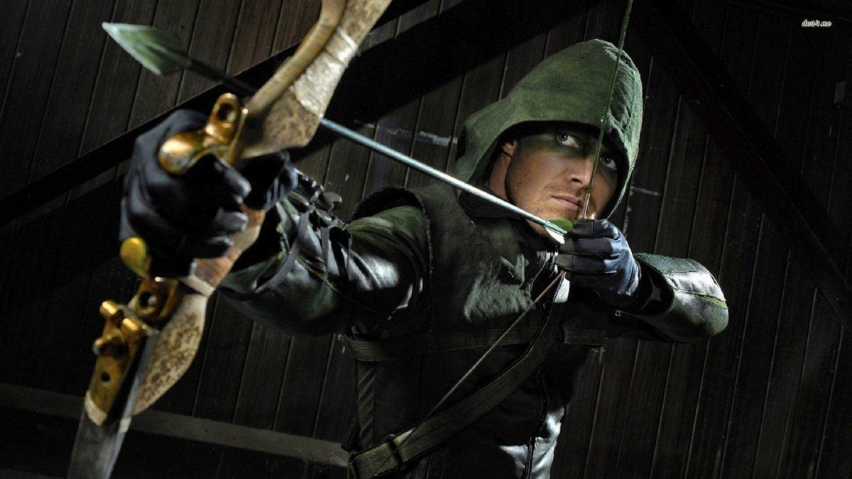 Stephen Amell Arrow regreso