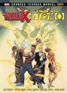 patrulla x hijos del atomo