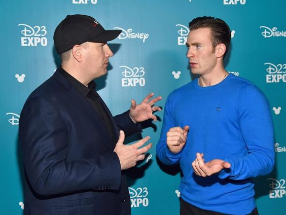 Kevin Feige y Chris Evans desmintieron que fuese a volver para ser el Capitán América, pero esto podría no ser cierto.