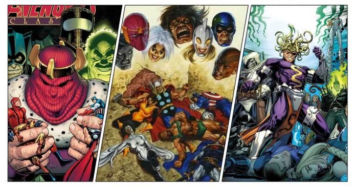 Maestros del mal Marvel