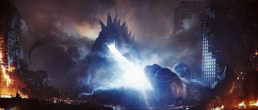 Godzilla vence a Kong