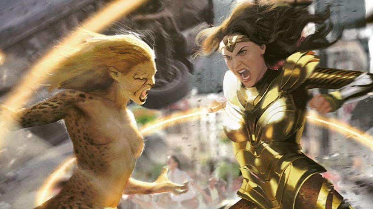 Cheeta Wonder Woman 84