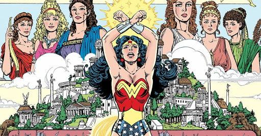 Wonder Woman George Pérez