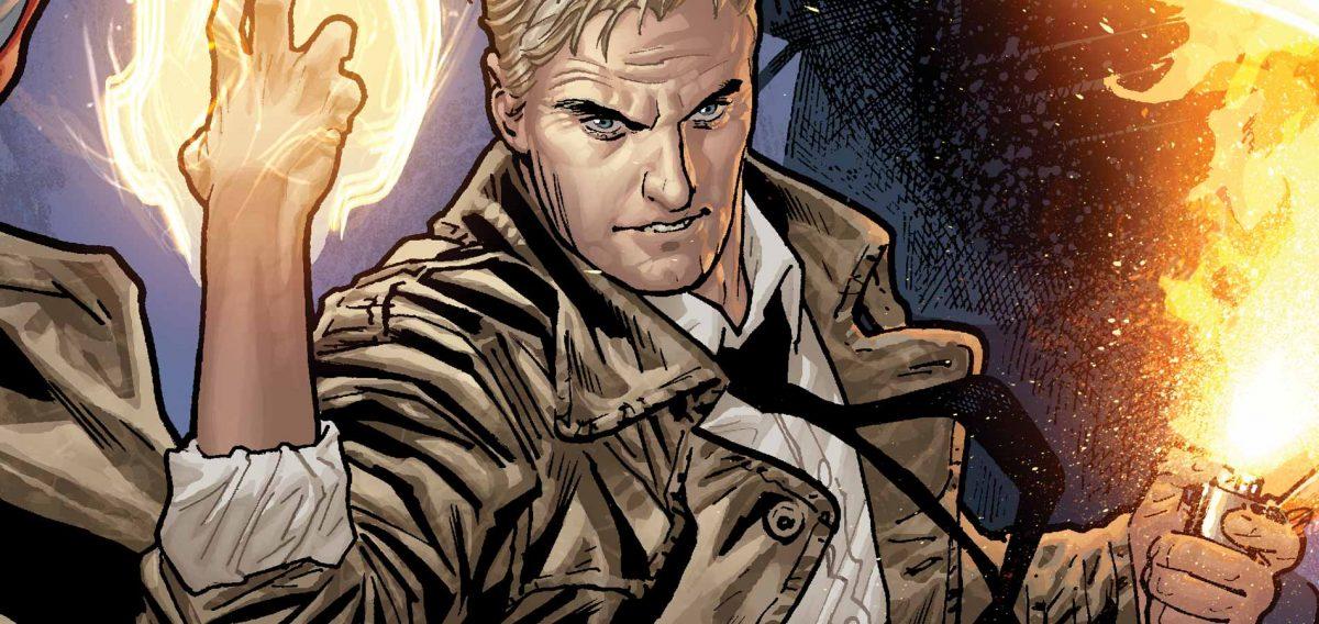 Constantine y Zatanna tendrán series en HBO Max