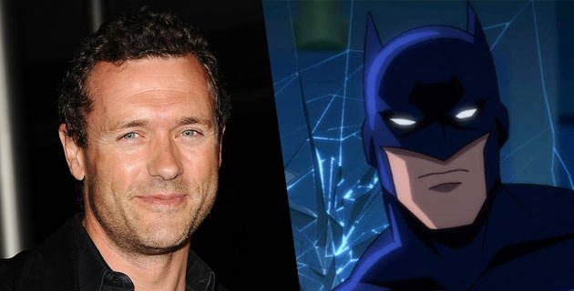 Batman actor animado