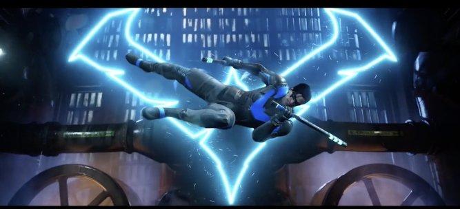 Nightwing Batman Gotham Knights