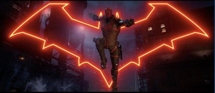 Red Hood Batman Gotham Knights