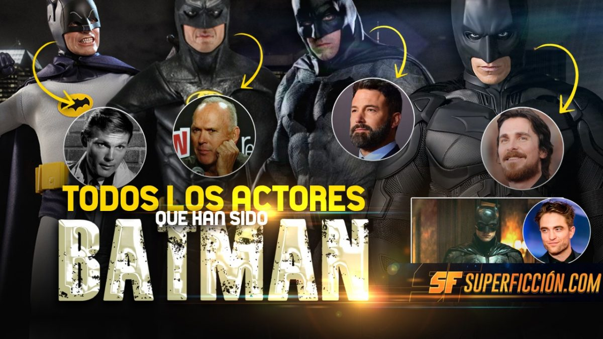 Actores Batman