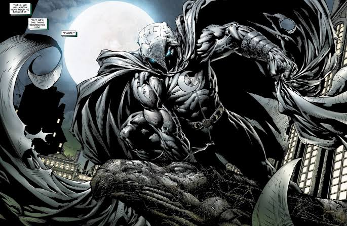 Mark Wahlberg Moon Knight