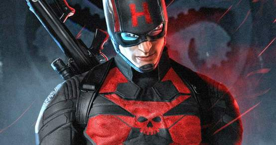 Chris Evans podría regresar como el Capitán América de Hydra