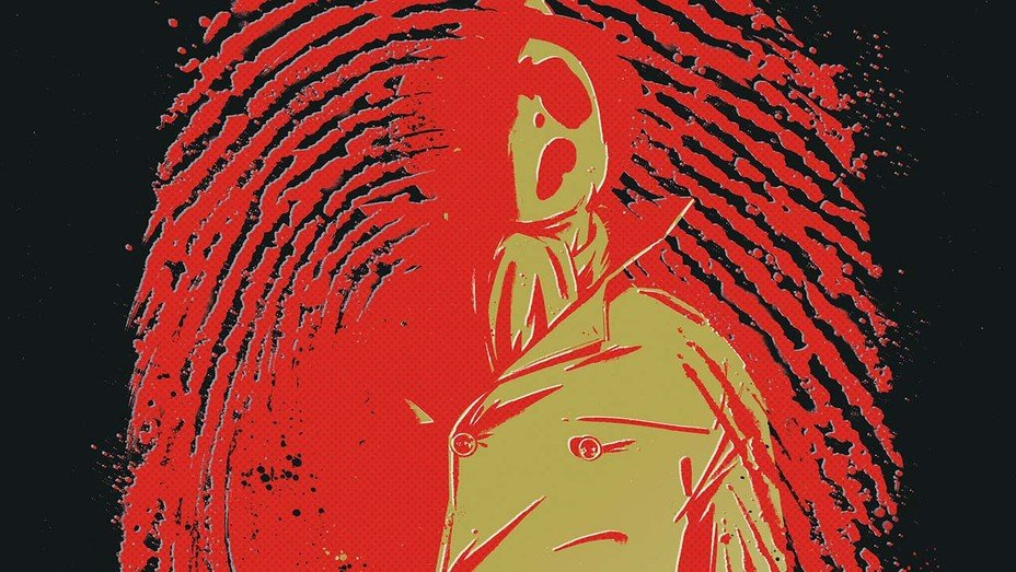 Tom King Rorschach Watchmen