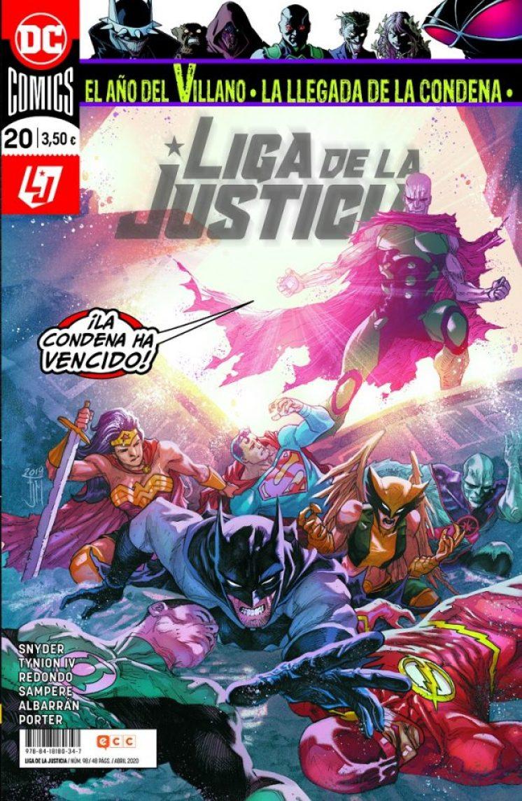 Liga Justicia Sampere
