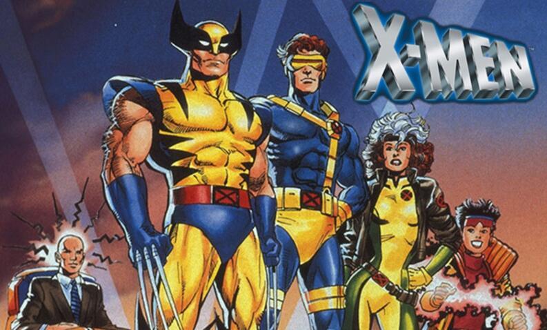 X-Men La serie animada