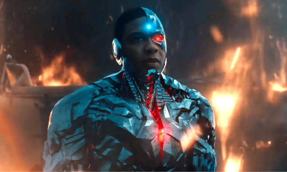 Ray Fisher cyborg recast