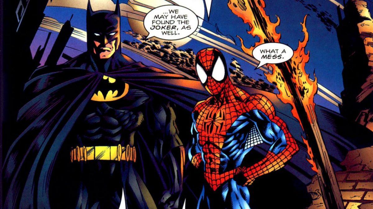 Batman y Spider-Man