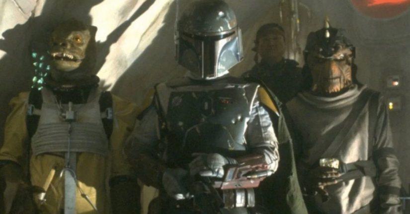 Boba Fett Star Wars The Mandalorian: