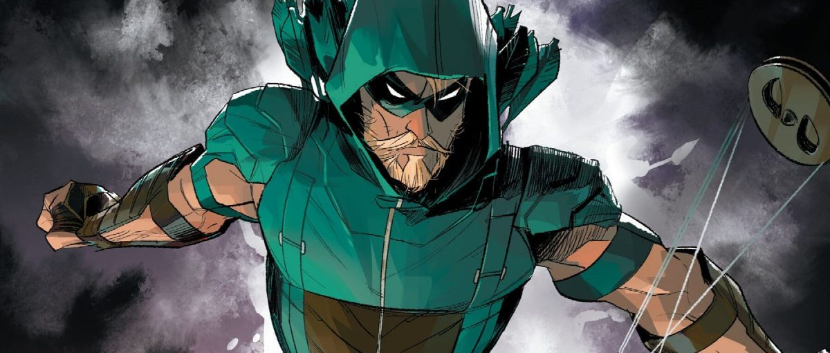 Green Arrow Peacemaker