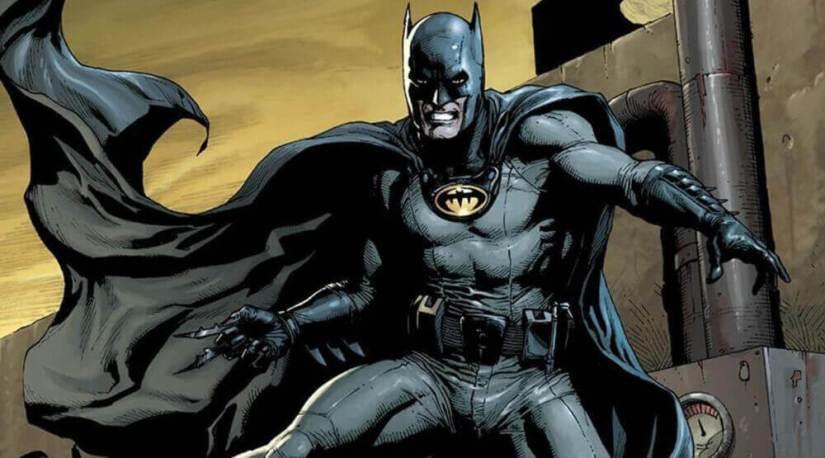 Tierra Uno Batman