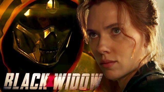 Black Widow Estreno 2021