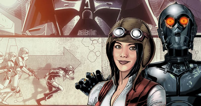 Doctora Aphra SF