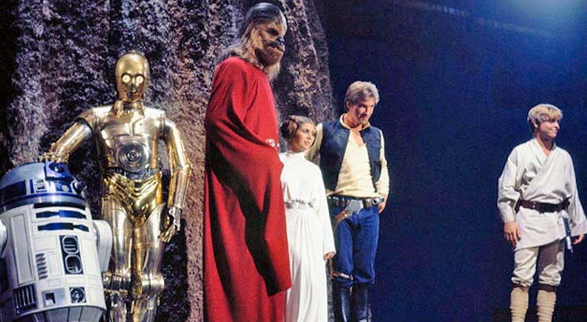 Star Wars especial de navidad